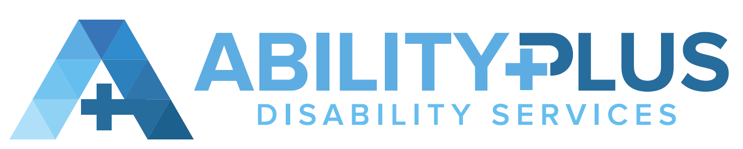 Ability Plus Disability Services Logo, Healthcare provider,